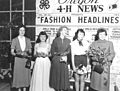 Style Revue five division winners, 1951 (5857906263).jpg