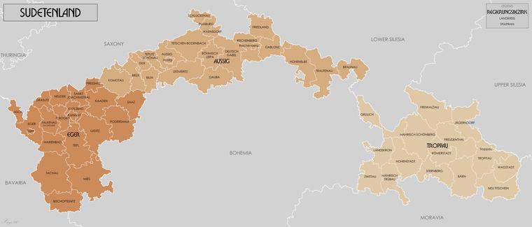 Reichsgau Sudetenland Wikiwand