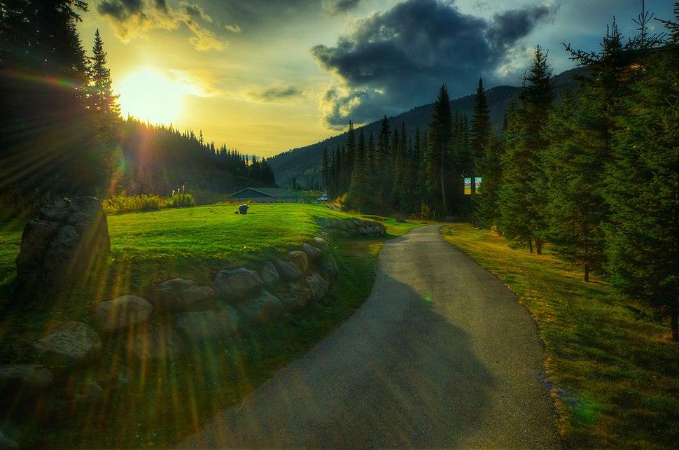 Sun Peaks, BC Golf Course
