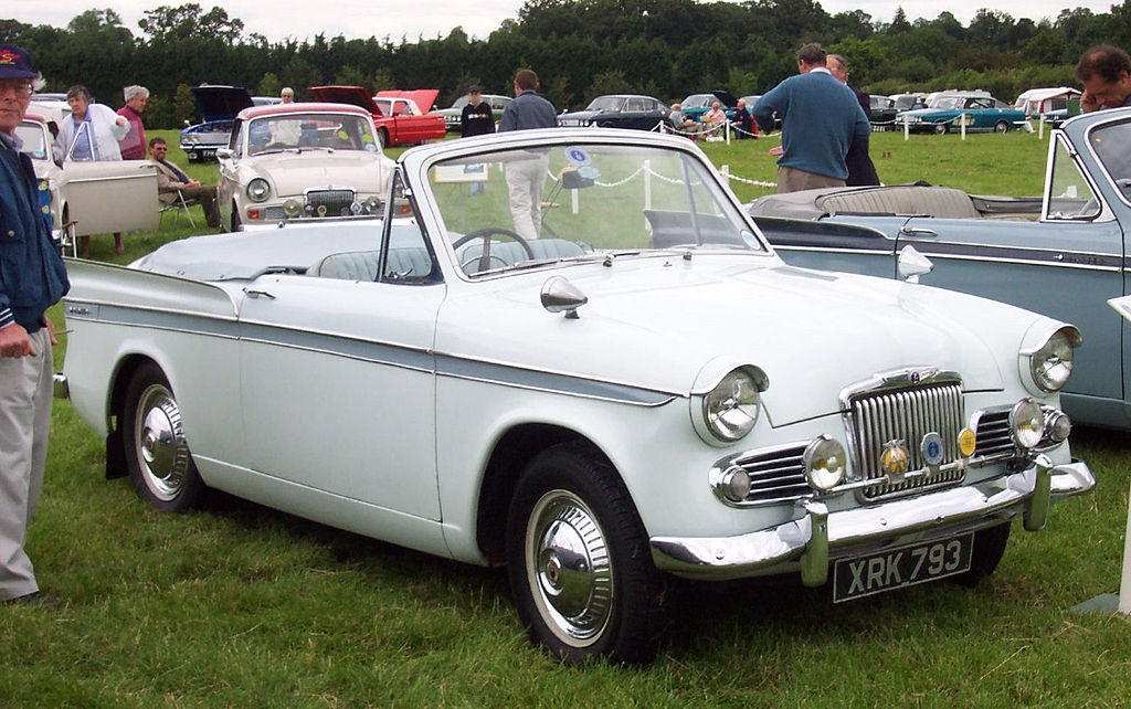 Sunbeam Rapier Cars For Sale In Sa