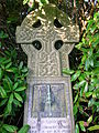 Sundial on Gravestone at Kilbirnie.JPG