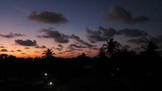 Sunset Over Ratmalana.jpg