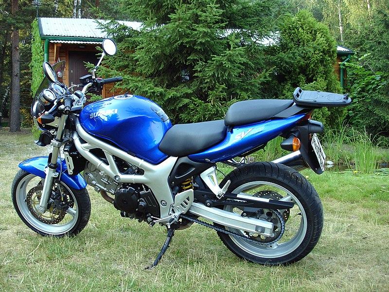 Suzuki Svr