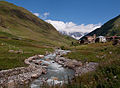 Svaneti River Near Ushguli-Upė prie Ushguli (3872438726).jpg