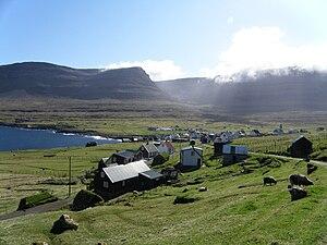Svínoy - Image: Svinoy Faroe Islands 2009