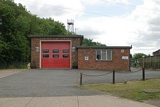 Swaffham - Swaffham Fire Station