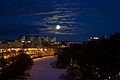 Sweden - Stockholm 36 - full moon over the city (6943506838).jpg