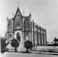 Synagogue, c.1890, 214 S. Broadway (post-1890 numbering), then called Fort Street, Los Angeles.png
