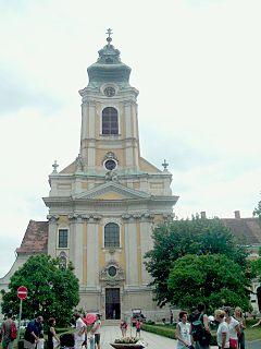 Szentgotthárd Abbey