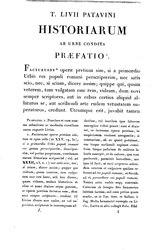 Titus Livius Patavinus ad codices Parisinos recensitus