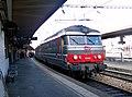 TER matinal arrivé à Annecy (2009).JPG