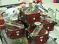 THEMIS on probe carrier prepared for vibration test.jpg