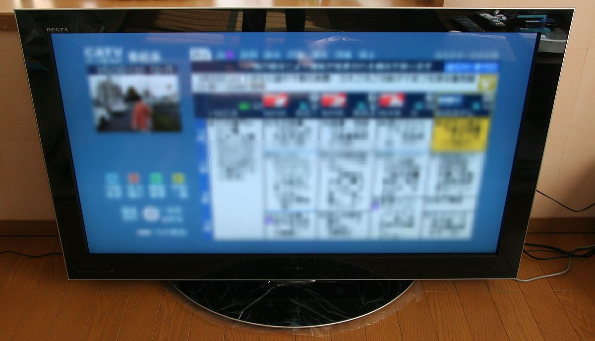 Television Set Wikipedia Computer Monitor Wiring Diagram