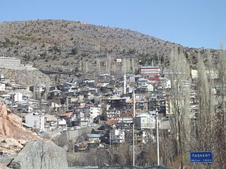 Taşkent,  Konya, Turkey