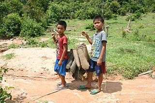 Salavan Province Province of Laos