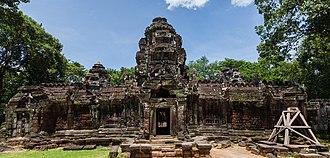 Ta Som - Image: Ta Som, Angkor, Camboya, 2013 08 17, DD 04