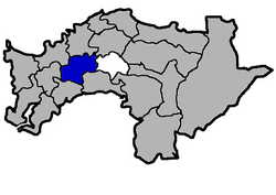 Location of Taibao