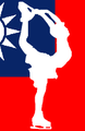 Taiwan figure skater pictogram.png