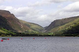 Tal-y-llyn Lake Lake in Gwynedd, North Wales