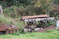Talyllyn Railway wagon 9 - 2009-09-26.jpg
