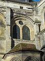 Taverny (95), église Notre-Dame, croisillon sud, 2e fenêtre hautes côté est.JPG