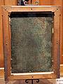 Tavole iguvine, in lingua umbra III-I secolo ac. ca., 05.JPG