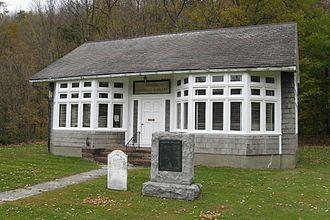 Hancock, Massachusetts - Taylor Memorial Library