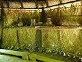Tayronaka. Aménagements à l'intérieur d'une hutte indigène.JPG