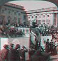 Teddy Roosevelt Inaugural Speech, 1905 (anaglyph) (491638845).jpg