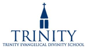 Trinity Evangelical Divinity School - Image: Tedlogo