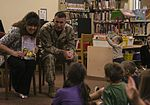 "Tell Me a Story"" encourages military children to read 130402-M-UP717-002.jpg"
