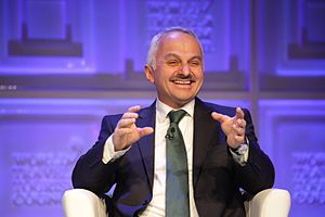 Temel Kotil - Temel Kotil at WTTC Global Summit 2015