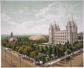 Temple Square, Salt Lake City, 1899.tif