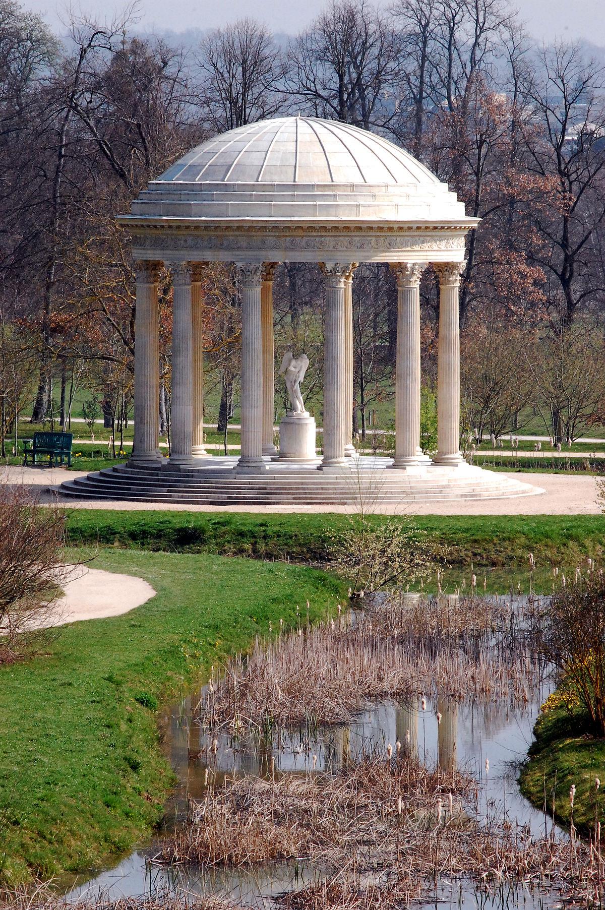 Temple de l 39 amour wikipedia for Jardin 41 rue du temple