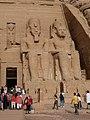 Temple of Ramese II at Abu Simbel - panoramio (2).jpg