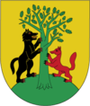 Coat of arms of Teresva