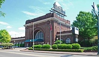 Chattanooga Choo-Choo Hotel - Image: Terminal Station Chattanooga