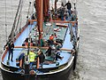 Thames barge parade - in the Pool - Ardwina 6716.JPG