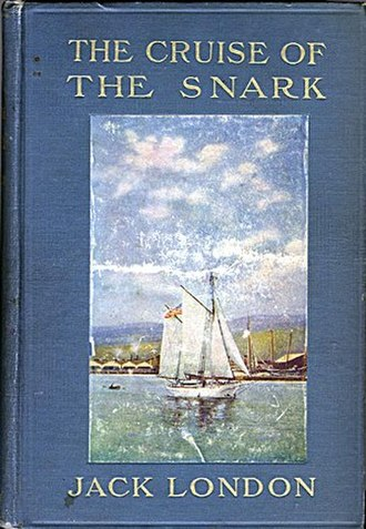 The Cruise of the Snark - First edition (publ. Macmillan)