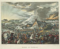 The Battle of Waterloo, June 18th 1815 - The wars of Wellington, a narrative poem (1819), opposite 168 - BL.jpg