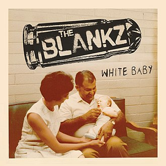 Slope Records - The Blankz - White Baby