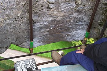 Blarney Stone, County Cork, Ireland