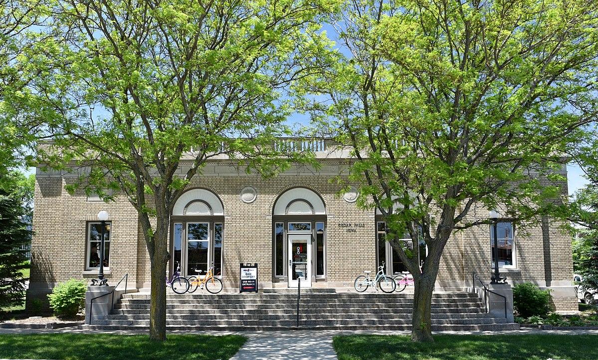 Cedar Falls Post Office - Wikipedia
