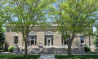 Cedar Falls Post Office United States historic place