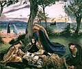 The Death of King Arthur by James Archer (1860).jpg