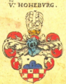 The Dynasty von Hoheburg (Hochberg) coat of arms.png