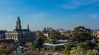 Fitzroy, Victoria Suburb of Melbourne, Victoria, Australia
