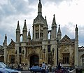 The Front Gate, King's College, Cambridge - geograph.org.uk - 1062054.jpg
