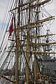 The Georg Stage II is a Danish full-rigged sailing ship with a steel hull (4673180173).jpg