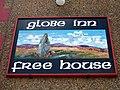 The Globe Inn sign - geograph.org.uk - 462806.jpg